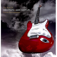 Produktbilde for Private Investigations: The Best Of Dire Straits & Mark Knopfler (VINYL)