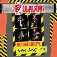 From The Vault: No Security - San Jose '99 - Limited Edition (VINYL - 3LP - 180 gram)