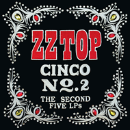 Cinco No. 2: The Second Five LPs (VINYL - 5LP)