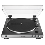 Audio-Technica AT-LP60X-USB - Gunmetal/black (PLATESPILLER)