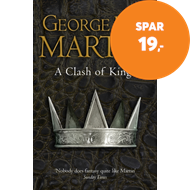 Produktbilde for A Clash of Kings (Reissue) (BOK)