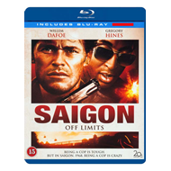 Produktbilde for Saigon - Off Limits (BLU-RAY)
