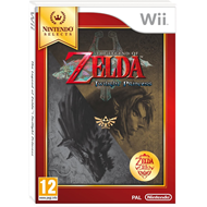 Produktbilde for The Legend Of Zelda: Twilight Princess - Nintendo Selects