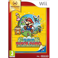 Produktbilde for Super Paper Mario - Nintendo Selects