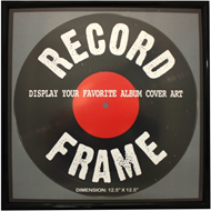 Produktbilde for Vinylramme - Island Dogs Record Album Frame (USA-import) (RAMME)