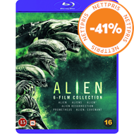 Produktbilde for Alien 6-Movie Collection (BLU-RAY)