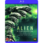 Alien 6-Movie Collection (BLU-RAY)