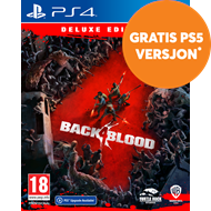 Produktbilde for Back 4 Blood Deluxe Edition