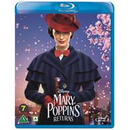 Mary Poppins 2 - Mary Poppins Returns (BLU-RAY)