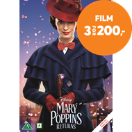 Mary Poppins 2 - Mary Poppins Returns (DVD)