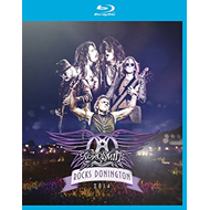 Aerosmith - Rocks Donington 2014 (UK-import) (BLU-RAY)