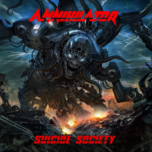 Suicide Society - Deluxe Edition (2CD)