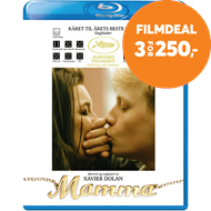 Produktbilde for Mamma (BLU-RAY)