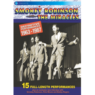 Smokey Robinson & The Miracles - Definitive Performances 1963-1987 (DVD)