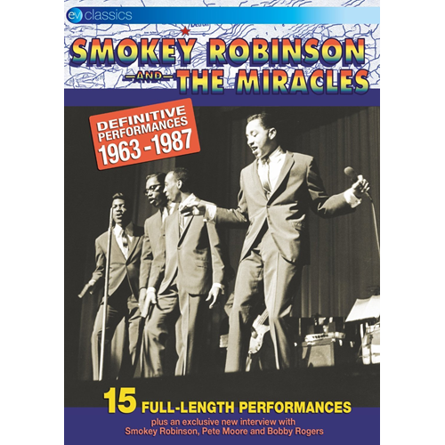 Smokey Robinson & The Miracles - Definitive Performances 1963-1987 (UK-import) (DVD)