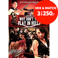 Produktbilde for Why Don't You Play In Hell (DVD)