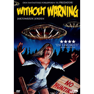 Without Warning - Jaktområde Jorden (DVD)