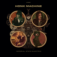 Honk Machine (CD)