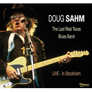 The Last Real Texas Blues Band - Live In Stockholm (CD)