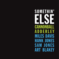 Somethin' Else (VINYL)