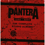 Produktbilde for The Complete Studio Albums 1990-2000 (5CD)