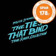 Produktbilde for The Ties That Bind: The River Collection (4CD+2 Blu-ray)