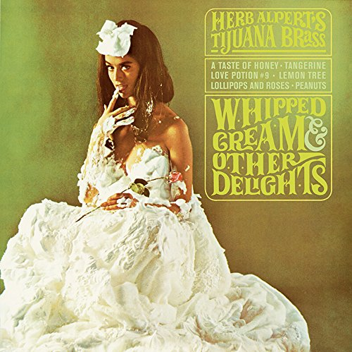 Whipped Cream & Other Delights (CD)