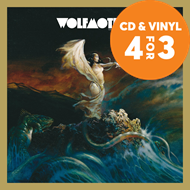 Produktbilde for Wolfmother - Deluxe Edition (2CD)