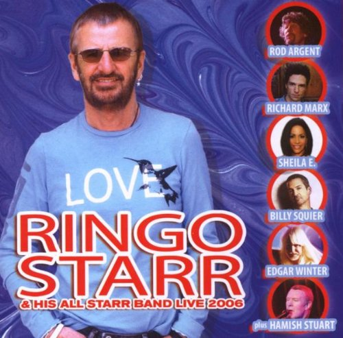 Ringo Starr & The All-Starr's 2006 (CD)