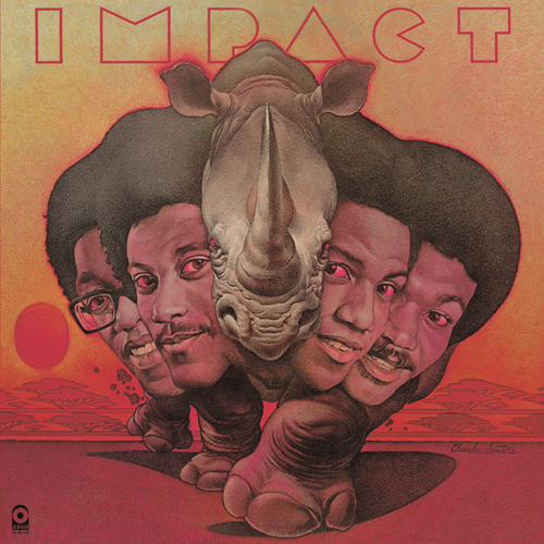 Impact (Japan Reissue) (CD)