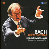 Produktbilde for Bach: Great Cantatas (7CD)