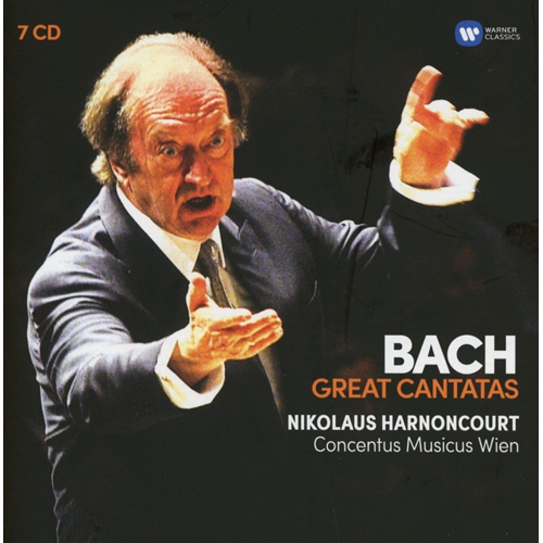 Bach: Great Cantatas (7CD)