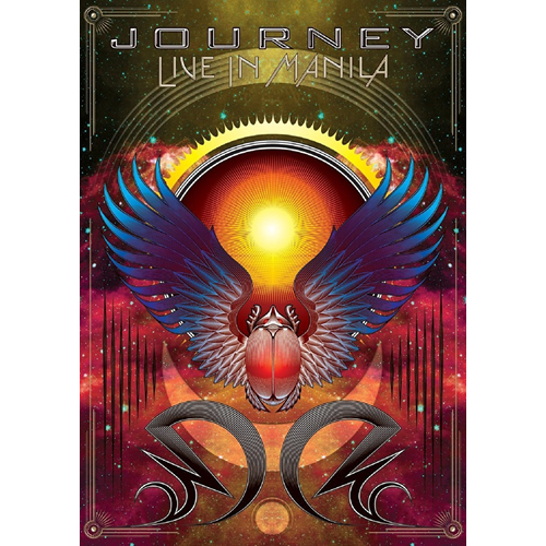 Journey - Live In Manilla (DVD)
