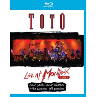 Toto - Live At Montreux 1991 (UK-import) (BLU-RAY)