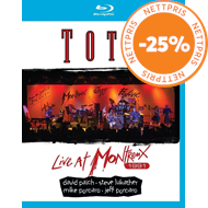 Produktbilde for Toto - Live At Montreux 1991 (UK-import) (BLU-RAY)