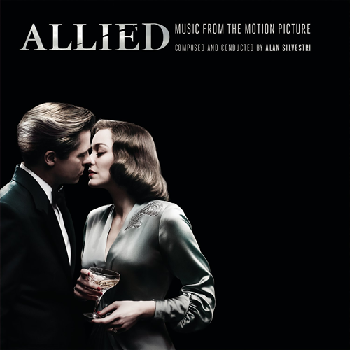 Allied - Original Motion Picture Soundtrack (CD)
