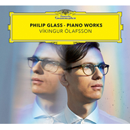 Vikingur Olafsson - Glass: Piano Works (CD)