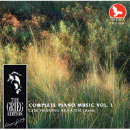 Produktbilde for Grieg: Piano Works, Vol. 1 (CD)