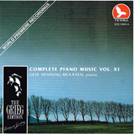 Grieg: Piano Works, Vol.11 (CD)