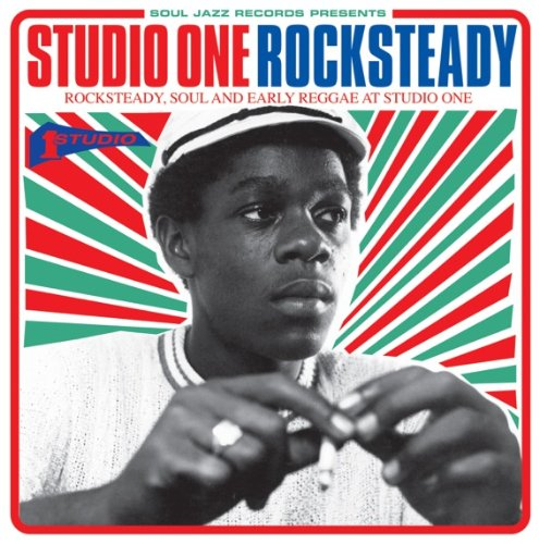 Studio One Rocksteady (VINYL  - 2LP)