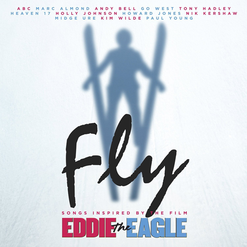 Fly - Songs Inspired By The Film Eddie The Eagle (CD)