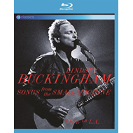 Lindsey Buckingham - Songs From The Small Machine Live (UK-import) (BLU-RAY)
