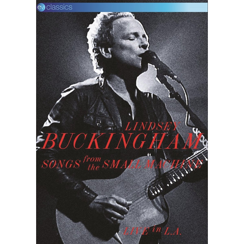 Lindsey Buckingham - Songs From The Small Machine Live (UK-import) (DVD)