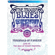 The Moody Blues - Threshold Of A Dream: Live At The Isle Of Wight Festival 1970 (UK-import) (DVD)
