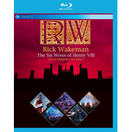 Rick Wakeman - The Six Wives Of Henry VIII: Live At Hampton Court Palace (UK-import) (BLU-RAY)