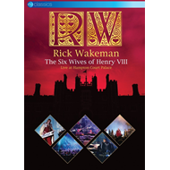 Rick Wakeman - The Six Wives Of Henry VIII: Live At Hampton Court Palace (DVD)