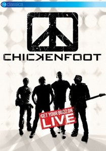 Chickenfoot - Get Your Buzz On Live (UK-import) (DVD)