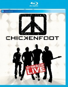 Chickenfoot - Get Your Buzz On Live (BLU-RAY)