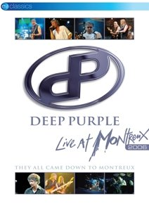 Deep Purple - Live At Montreux 2006 (UK-import) (DVD)