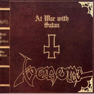 At War With Satan (VINYL - 2LP - Red)